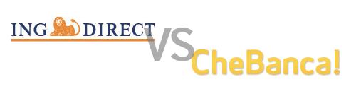 conto arancio vs che banca - Confronto condizioni conti deposito CheBanca e Conto Arancio 2010