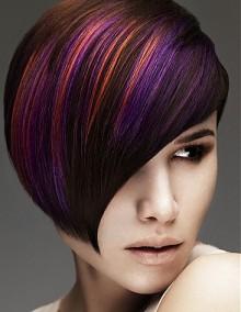 Sfumature del viola colore 2011