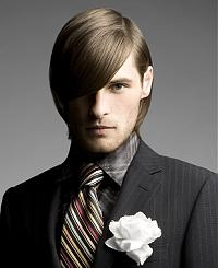 Taglio capelli uomo media lunghezza