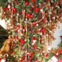 Albero di Natale a testa in giu
