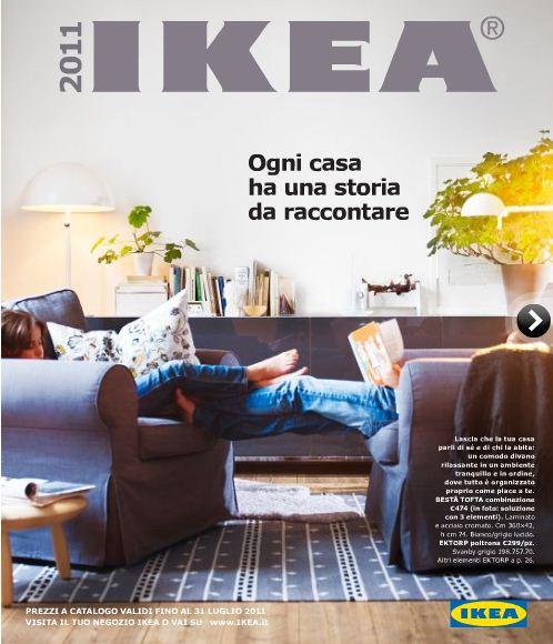 Novit catalogo ikea 2011 cucine letti scrpiere e - Ikea catalogo letti ...