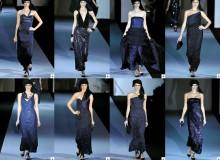 Abiti alta moda Giorgio Armani