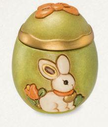 Ovetto con coniglietto Thun Pasqua 2011