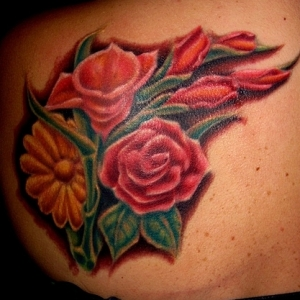 Tatto Giapponesi on Pin Tattoo Fiori Picture To Pinterest