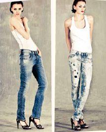 Collezione jeans Diesel primavera estate 2011