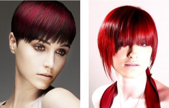 Conosciuto Diversi toni di rosso per i capelli inverno 2011 2012 - The house  TR16