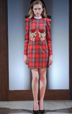 Tendenza moda abbigliamento inverno 2012 il quadro scozzese Tendenza moda abbigliamento inverno 2012 il quadro scozzese - Tendenza moda abbigliamento inverno 2011 2012: il quadro scozzese