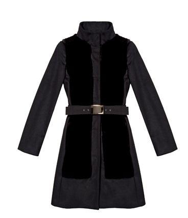 Cappotto con cintura inverno 2011 2012 Pennyblack