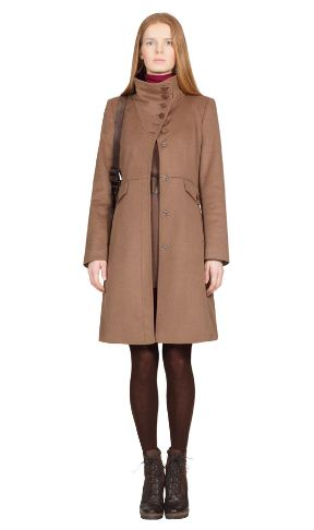 Cappotto stile vintage inverno 2012 Pennyblack Cappotto stile vintage inverno 2012 Pennyblack - Piumini e cappotti inverno 2011 2012 collezione Pennyblack