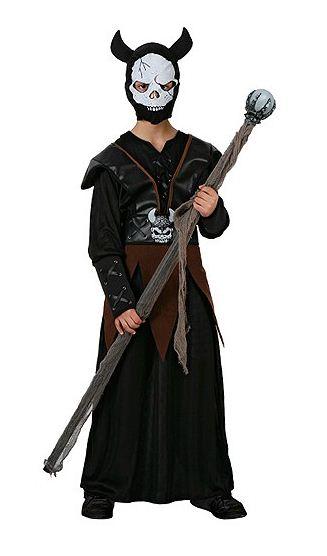 Costume ragazzo Halloween 2011
