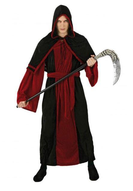 Costume ragazzo Signore della Morte Halloween 2011