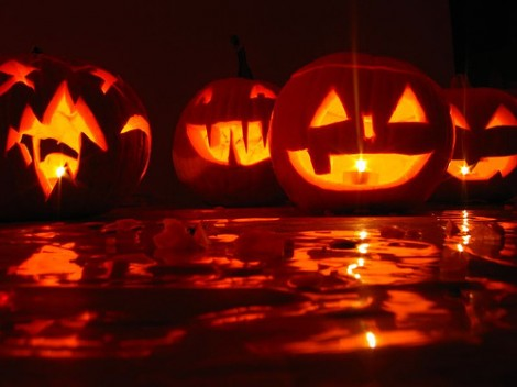 Decorazioni e costumi Halloween 2011