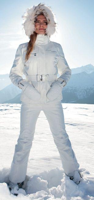 Abbigliamento da sci donna Colmar inverno 2012