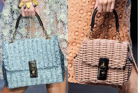 Borse a mano Dolce Gabbana collezione primavera estate 2012 Borse a mano Dolce Gabbana collezione primavera estate 2012 470x316 - Collezione borse Dolce & Gabbana primavera estate 2012