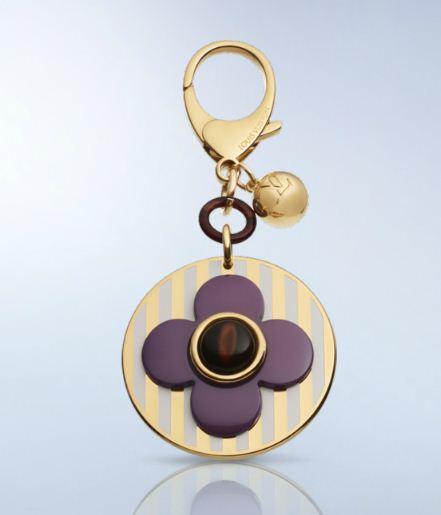 Charm Louis Vuitton per la nuova linea 2012 Monogram Rayures