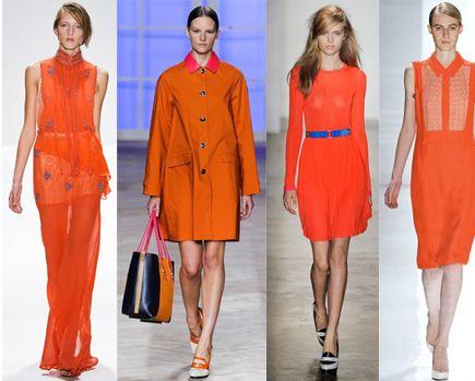 Tangerine Tango colore del 2012 dal Pantone Tangerine Tango colore del 2012 dal Pantone - Tangerine Tango, arancio tendente al rosso: colore 2012 per il Pantone