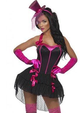 Costume da carnevale 2012 Lady Burlesque Paris