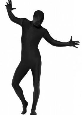Costume da carnevale 2012 da uomo ombra
