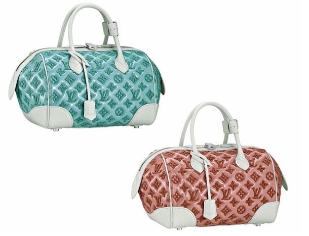 Bauletti Louis Vuitton estate 2012 - Borse Louis Vuitton collezione primavera estate 2012