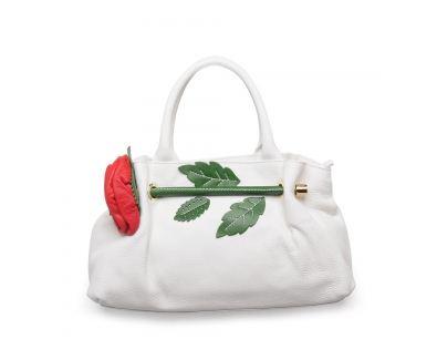 borsa braccialini con rose