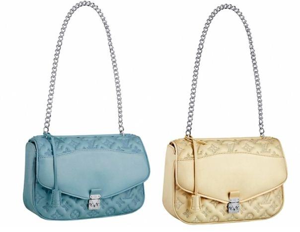 Borse a spalla Louis Vuitton primavera estate 2012