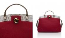 Borse Furla primavera estate 2012 catalogo prezzi mod Lux Piper Euro 450