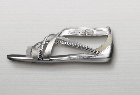 Sandali e scarpe Hogan primavera estate 2012 collezione donna