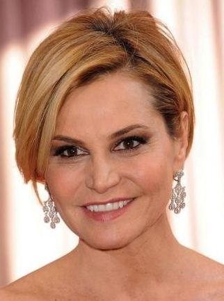 Taglio di capelli Simona Ventura 2012