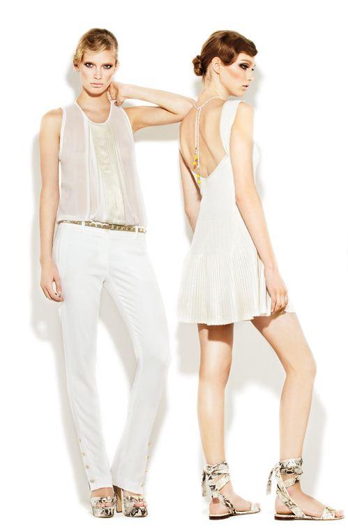 Catalogo Pinko abbigliamento primavera estate 2012