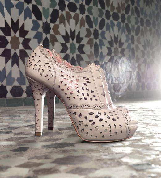 Collezione scarpe e sandali Fornarina primavera estate 2012 Collezione scarpe e sandali Fornarina primavera estate 2012 - Collezione scarpe e borse Fornarina primavera estate 2012