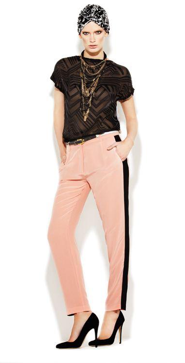 Pantaloni Pinko primavera estate 2012