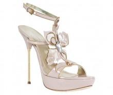 Sandalo gioiello sposa 2012 Loriblu Sandalo gioiello sposa 2012 Loriblu 220x185 - Scarpe e sandali gioiello da sposa primavera estate 2012 Loriblu
