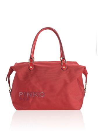 Bauletto Pinko mod Giunto rosso inverno 2012 2013 Euro 60 - Borse Pinko bag  autunno inverno 506a4915b8a