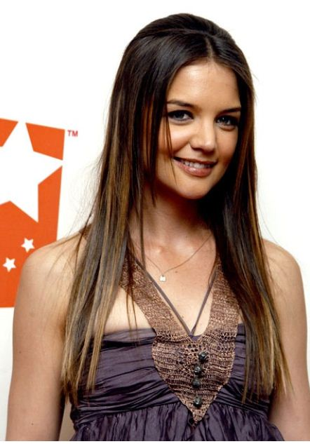 Famoso Capelli lunghi scalati alla Katie Holmes - The house of blog NZ13