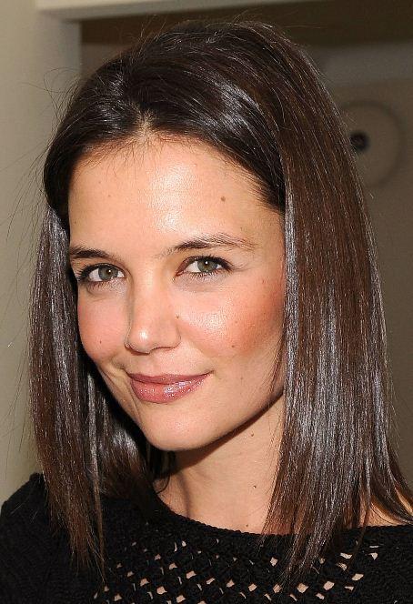 Estremamente taglio capelli lunghezza media Katie Holmes - The house of blog BA43