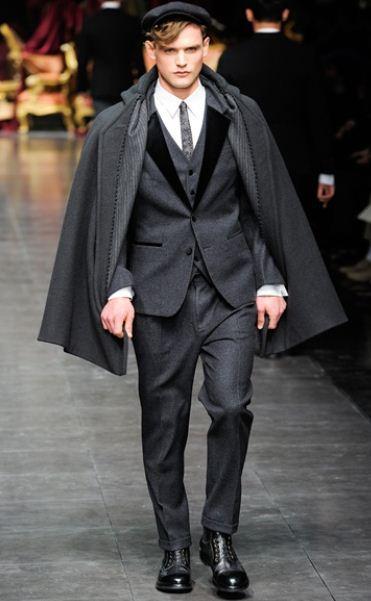 Cloak Fashion Men