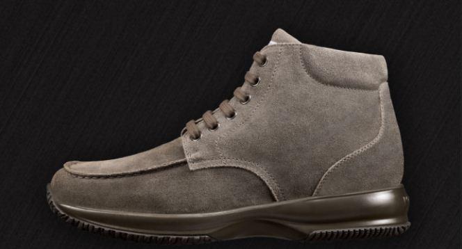 scarpe hogan stivaletto uomo