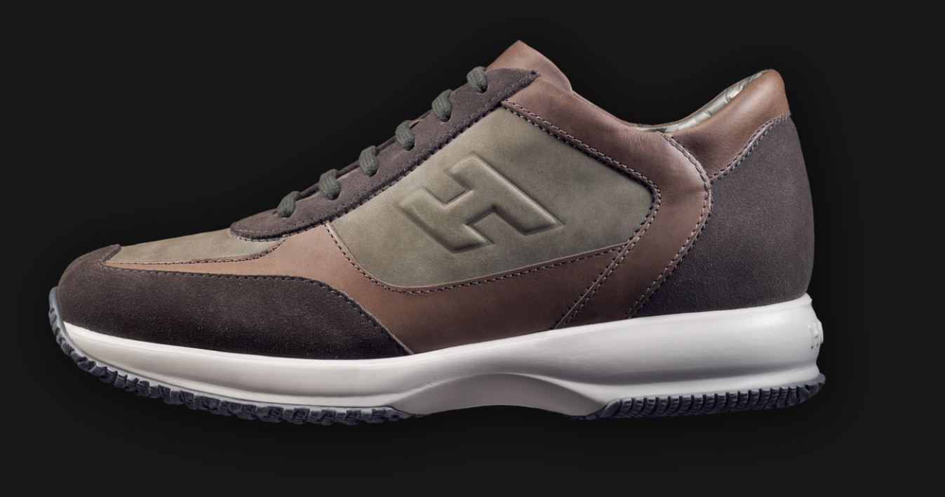 scarpe da uomo hogan interactive