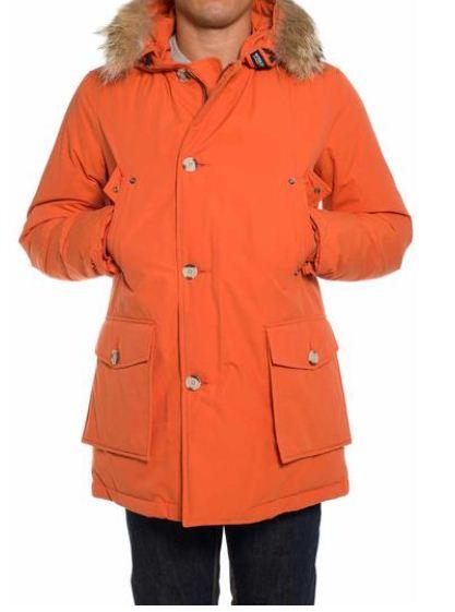 Byrd Cloth Parka Woolrich uomo inverno 2012 2013 prezzo Euro 799