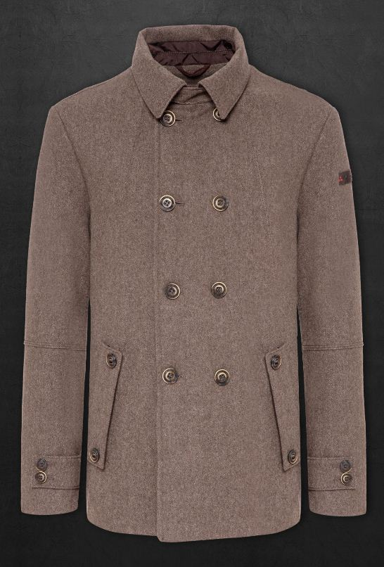 Cappotto doppiopetto Peuterey uomo inverno 2012 2013