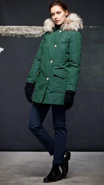 Giubbotti e Parka Woolrich donna inverno 2012 2013 prezzi