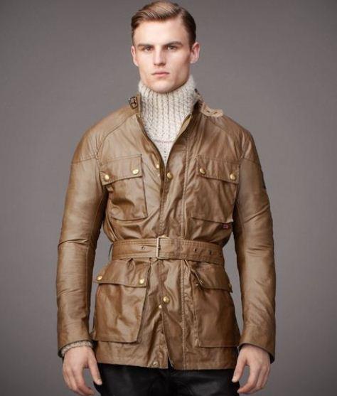 Giubbotti e giacche Belstaff uomo inverno 2013 prezzi