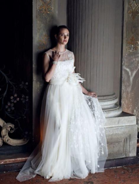 Abito da sposa 2013 Alberta Ferretti Forever