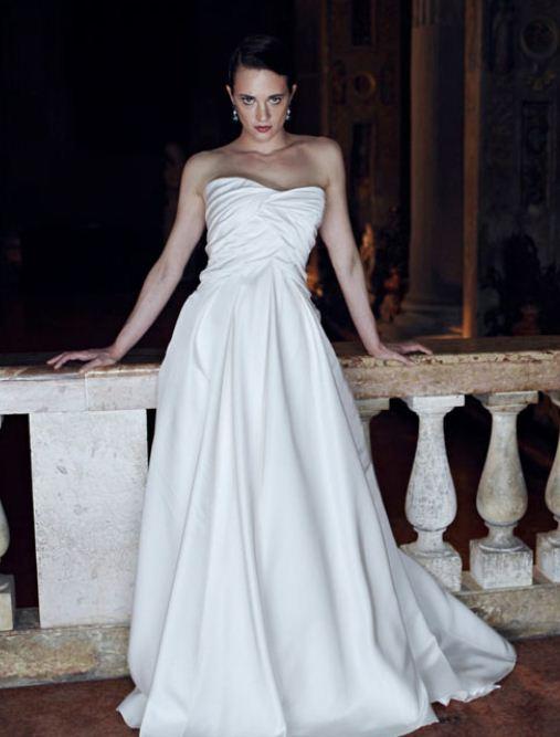 quality design 066c1 cffc1 Prezzi abiti da sposa alberta ferretti 2013 – Abiti da sera ...