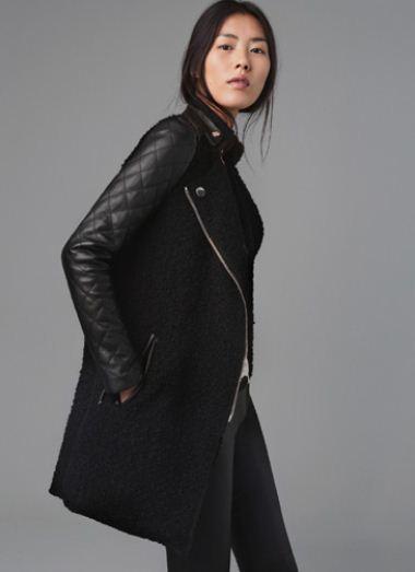 Cappotti Zara inverno 2012 2013 catalogo prezzi