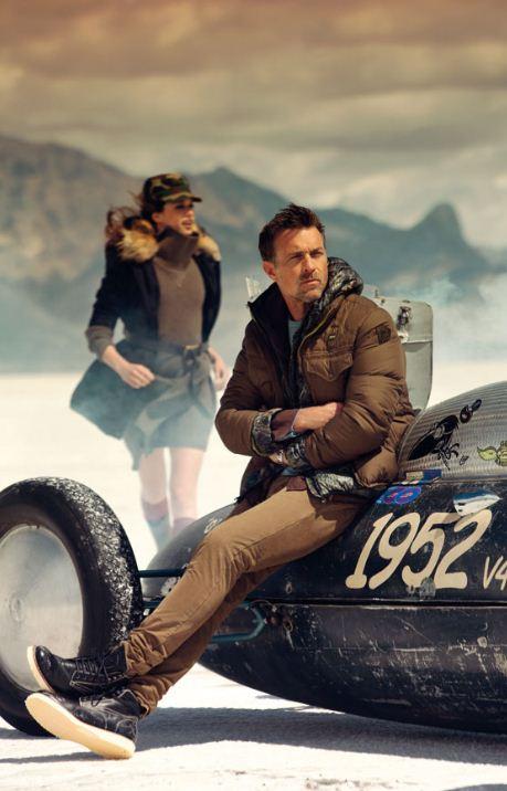 Collezione giubbotti e piumini Blauer inverno 2013 uomo e donna
