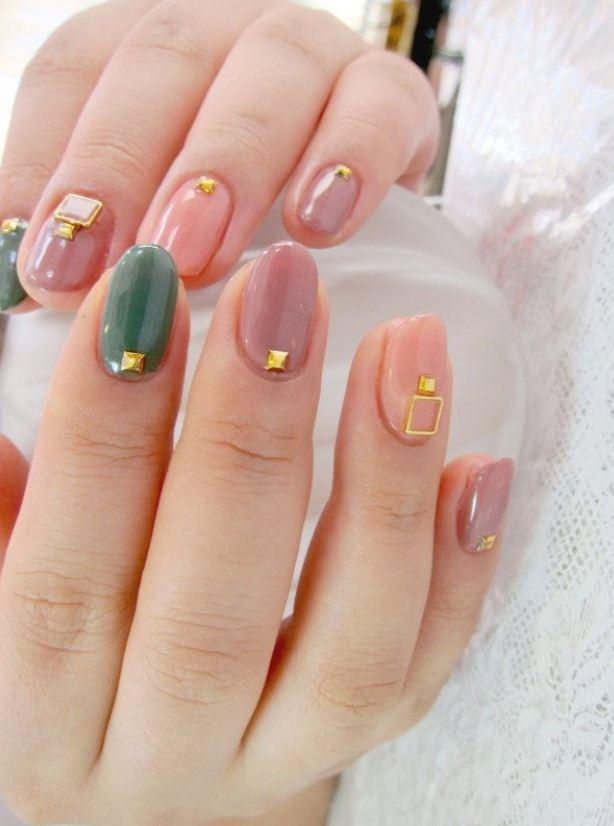 Immagini Nail Art Inverno 2012