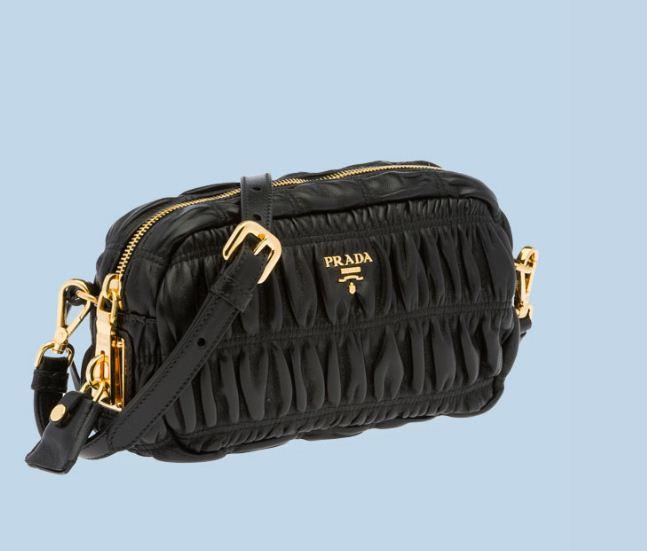 Pochette Prada inverno 2012 2013 prezzo euro 850 - The house of blog