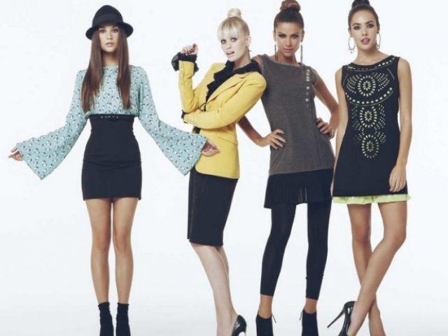Catalogo abbigliamento Denny Rose inverno 2012 2013