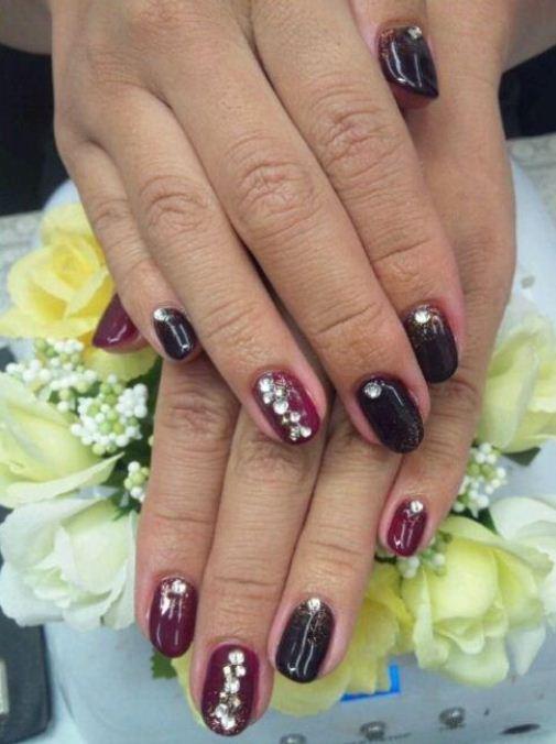 foto decorazioni unghie con fiori come realizzare una
